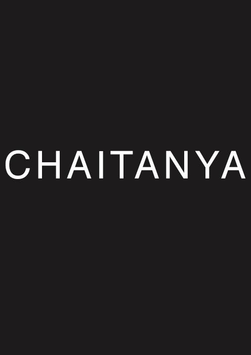 Chaitanya on hover